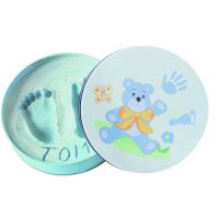 Cutie mulaj Blue Baby HandPrint
