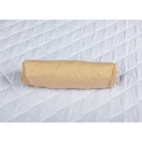BabyNeeds - Cearceaf cu elastic pentru patut de 120x 60 cm Cappucino