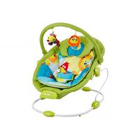 Baby Mix - Balansoar muzical LCP green