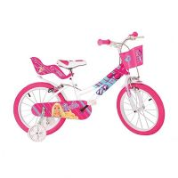 Dino Bikes - Bicicleta Barbie 16''