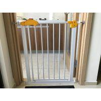Cartone - Poarta siguranta prin presiune 77-114 cm Wrum pentru scari sau usi