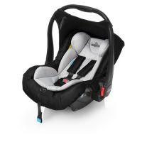 Scaun auto 0-13 kg Baby Design Leo black