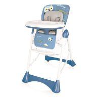 Scaun de masa Baby Design Pepe Blue