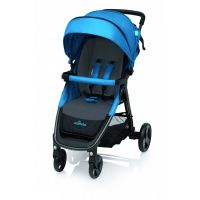 Baby Design - Carucior sport Clever - 05 Turquoise 2018