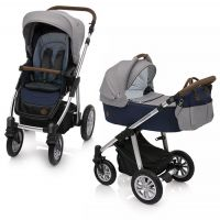 Baby Design - Carucior 2 in 1 Dotty Navy