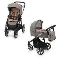Baby Design - Carucior  2in1 Lupo Comfort Limited Quartz