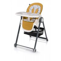 Baby Design - Scaun de masa multifunctional  Penne Yellow