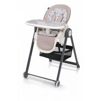 Baby Design - Scaun de masa multifunctional Penne  Pink