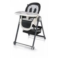 Baby Design - Scaun de masa multifunctional Penne Black