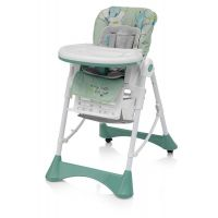 Scaun de masa Baby Design Pepe Green