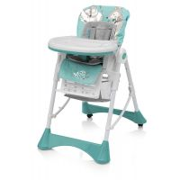 Scaun de masa Baby Design Pepe Turquoise