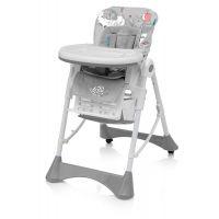 Baby Design - Scaun de masa Pepe 07 Grey