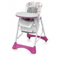 Scaun de masa Pepe Baby Design Pink