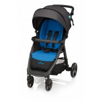 Carucior sport Baby Design Clever Blue New