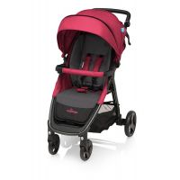 Carucior sport Pink Clever Baby Design