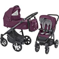 Baby Design - Carucior multifunctional Husky Violet