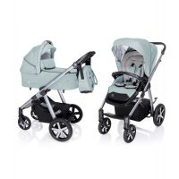 Baby Design Carucior 2 in 1 Husky + Winter Pack 05 Turquoise