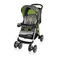 Carucior sport Baby Design Walker Lite green