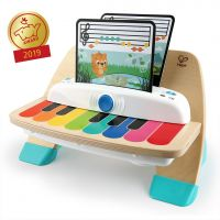 Baby Einstein - Jucarie muzicala de lemn Hape Magic Touch Piano