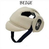 OkBaby - Protectie pentru cap No Shock Beige