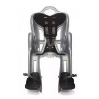 Bellelli B-One Clamp scaun bicicleta copii pana la 22kg Silver