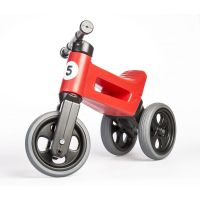 Vehicol fara pedale Rider Sport 2 in 1 Funny Wheels Red
