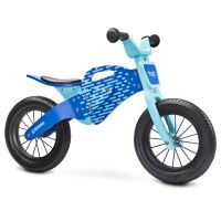Toyz - Bicicleta fara pedale Enduro Blue