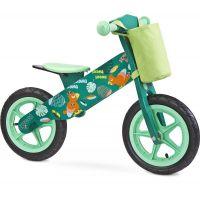 Toyz - Bicicleta lemn fara pedale Zap Green