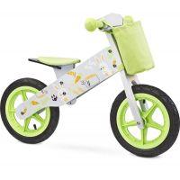 Toyz - Bicicleta lemn fara pedale Zap Grey