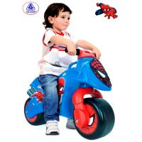 Injusa - Bicicleta fara pedale Neox Amazing Spiderman 2