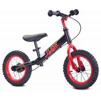 "Bicicleta fara pedale Toyz Flash 12"" red"