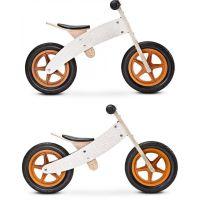 Toyz - Bicicleta de lemn fara pedale 2 in 1 Woody Beige