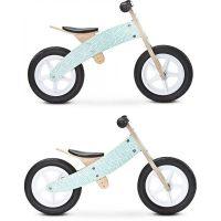 Toyz - Bicicleta de lemn fara pedale 2 in 1 Woody Mint