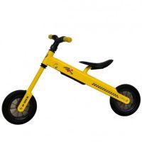 DHS Baby - Bicicleta fara pedale B-Bike Galben