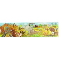Big Jigs - Puzzle lemn Arca lui Noe 20 piese