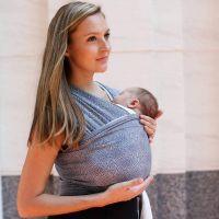 Boba - Wrap elastic pentru purtarea bebelusilor Limited Edition Kahla