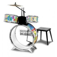 Bontempi - Set de tobe metalice Rock Star
