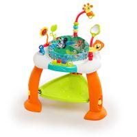 Bright Starts - Centru de activitati Bounce Bounce Baby Safari Adventure