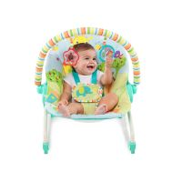 Bright Starts - Sezlong 2 in 1 Snuggle Jungle resigilat