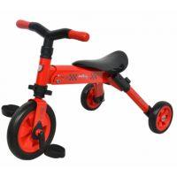 DHS - Tricicleta copii 2 in 1 B-Trike Rosu