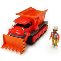 Buldozer Bob Constructorul Dickie Toys