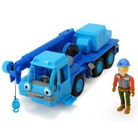 Camion Bob Constructorul Action Team Lofty Dickie Toys