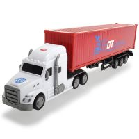 Camion Road Truck DT Logistics Dickie Toys
