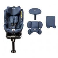 Caretero - Scaun auto i-Size cu isofix Twisty 360  Rear facing Navy