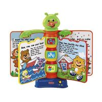 Fisher Price -  Carticica muzicala in limba romana