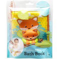 Carticica pentru baie Infantino Explore & Play Bath Book