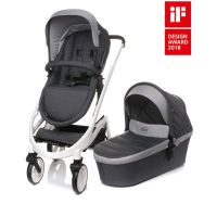 Carucior 2 in 1 Cosmo Dark Grey 4Baby