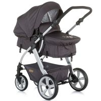 Carucior Chipolino Fama 3 in 1 granite grey
