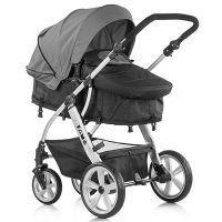 Carucior Chipolino Fama 3 in 1 grey