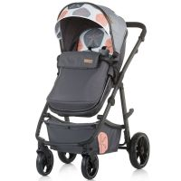Carucior Chipolino Milo 3 in 1 ash